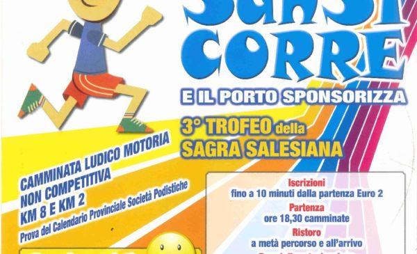 San Simone Calendario.Parrocchia San Simone Giuda 28 09 2018 A S D Podistica